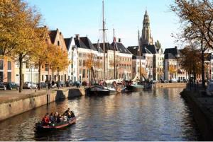 Groningen town