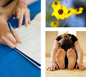 Journaling Yoga/Hidden Language Hatha @ zoom